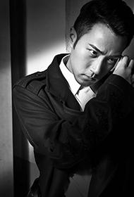 刘恺威复古西服霸气总裁个性写真集