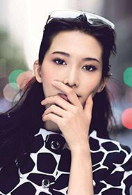 台湾女星林志玲诠释不老神话