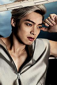 台湾帅气型男辰亦儒时尚迷人写真