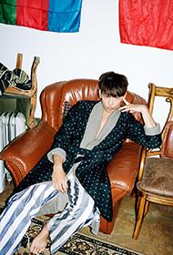 韩国人气型男Rain创意写真 熟男魅力无法挡