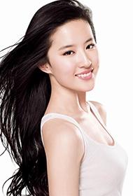 刘亦菲甜美清新写真合集