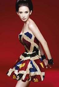 台湾女艺人林志玲优雅高贵气质高清写真