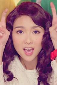 女歌手薛凯琪歌曲调皮可爱MV截图