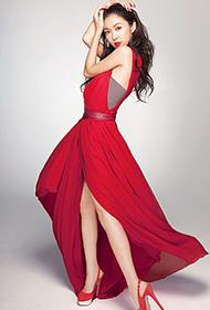 香港女歌手薛凯琪甜美可爱写真