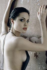 好莱坞电影明星安吉丽娜·朱莉性感魅力美照