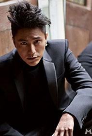 陳坤展現霸氣成熟男人魅力