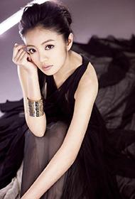 台湾女演员安以轩优雅气质组图