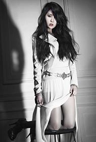 韩国女歌手金泫雅美艳诱惑写真
