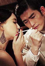 张翰白色西装登上时尚芭莎 民国复古风时尚派