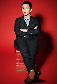 型男鄧超帥氣雜志寫真造型秀