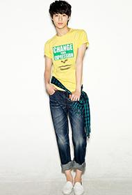 韩国人气男星李泰民帅气写真 百变造型迷人