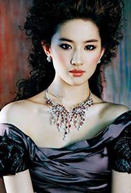 美女刘亦菲秀丽清纯写真合集