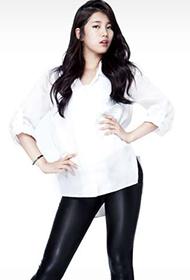 韓國女明星裴秀智代言廣告宣傳照