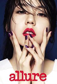 韩国女明星安昭熙纯美迷人靓照