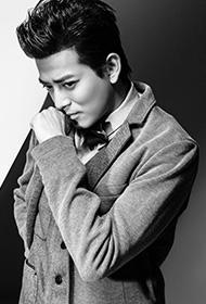 帅气型男陈晓东酷帅惹火写真