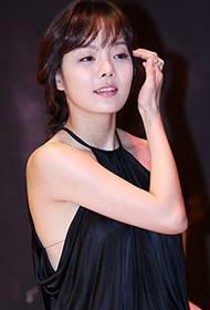韓國女演員蔡琳美麗大方宣傳照