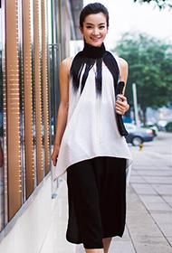 李晟新潮时尚搭配创意街拍