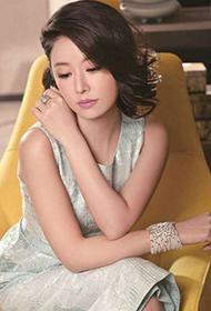 台湾女星林心如优雅美丽写真