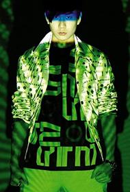 林俊杰新專輯音樂概念系寫真海報