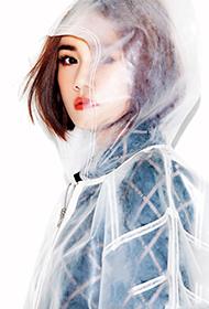 女演員劉蕓散發優雅時尚魅力寫真