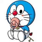 超萌可爱的卡通人物含奶嘴头像图片