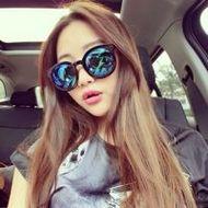 戴墨鏡的霸氣女生qq時尚潮流頭像圖片