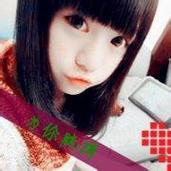 非主流可爱萌妹子qq带字头像图片