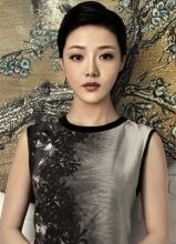 邓家佳复古写真 演绎中国古典风