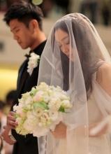 范玮琪陈建州结婚现场精彩照