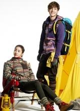 姜素拉金贤重服装品牌写真 演绎甜蜜情侣