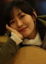 金素妍在首尔的美丽心情