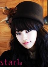 miss A秀智STAR1杂志官方画报