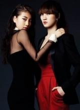 miss A时尚杂志1st Look知性写真