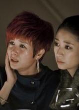 蒋雯丽嬉笑怒骂表情夸张 携闺蜜上演五女闯京城