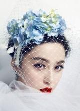 楊冪范冰冰anglebaby 眾女神婚紗新娘妝PK
