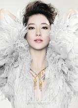 李英爱ELLE杂志20周年纪念特辑
