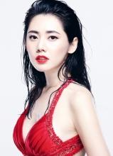 秋瓷炫魅力写真 散发纯甜美和性感魅惑