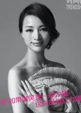 董卿王丽坤等拍粉红丝带大片 为公益全裸
