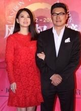 李湘與老公王岳倫甜蜜亮相 眾女星爆乳搶鏡