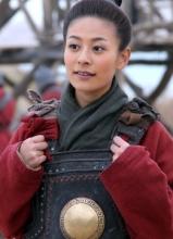 江若琳巾幗大將軍女扮男裝 軍營搞怪歷險