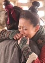巾幗大將軍曝新照 花木蘭江若琳與父感人重逢