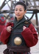 巾幗大將軍江若琳飾演華若蘭劇照
