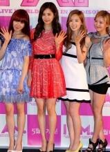 SJ少女时代f(x)等平安彩票网出席S.M.公司纪录片首尔首映