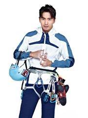 韩星李阵郁变运动型男 拍写真显硬汉本色