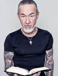 纹身  从来与年龄无关