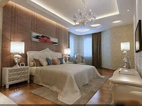 欧式简约卧室设计案例展示