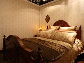 美式臥室吊頂設計圖