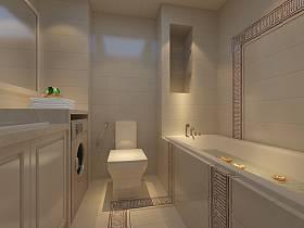 浴室淋浴房設計方案