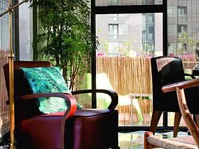 美式混搭復式樓椅子椅設計案例展示