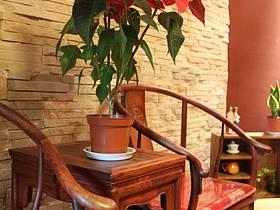 中式客廳椅子椅裝修圖